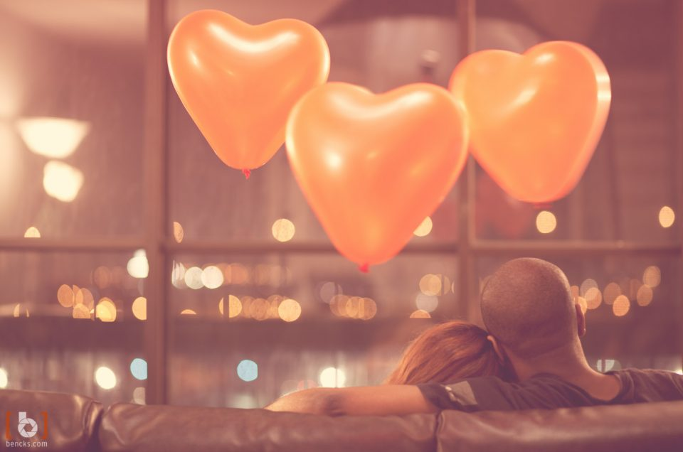 Project 52: #13 on 52 [Valentine's Bokeh]