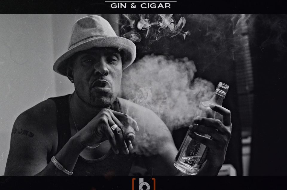 Project 52: #16 on 52 [Gin & Cigar]