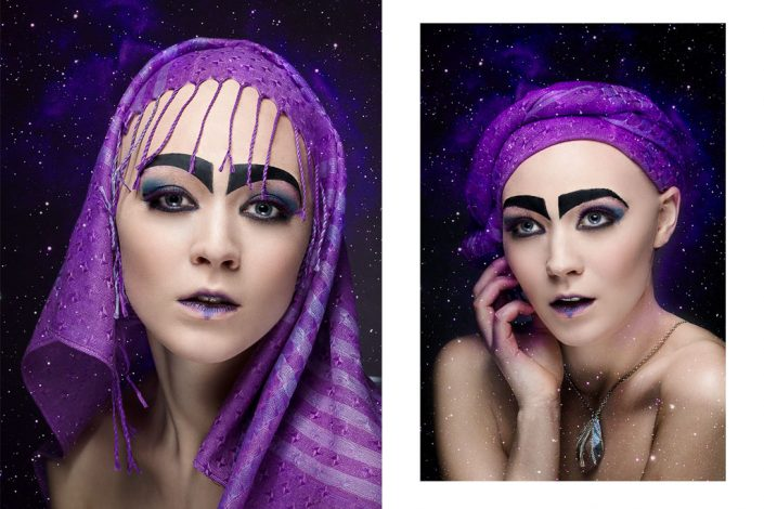 Bald Galaxy Image by Ben C.K.