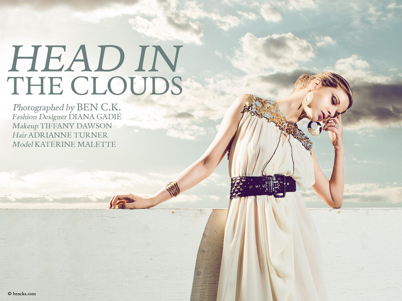 Head in the clouds P1P2