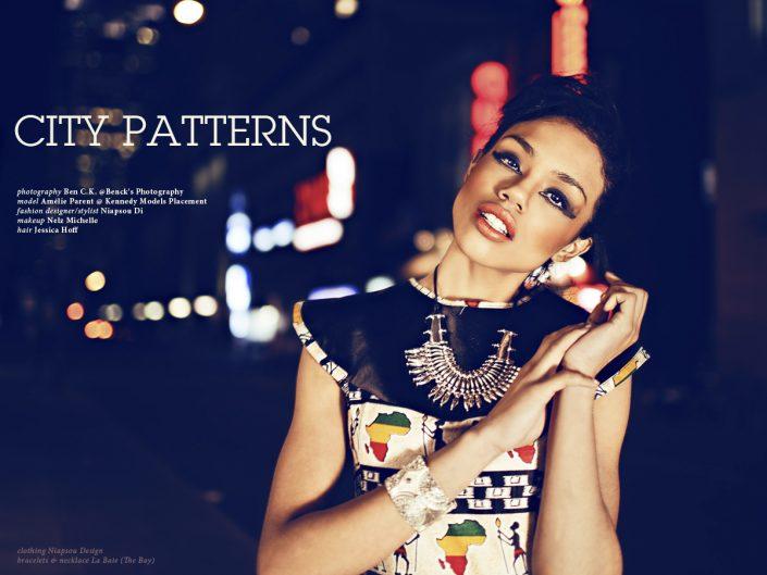 City Patterns P1P2