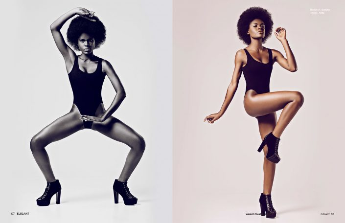 The Afro Takeover P3P4