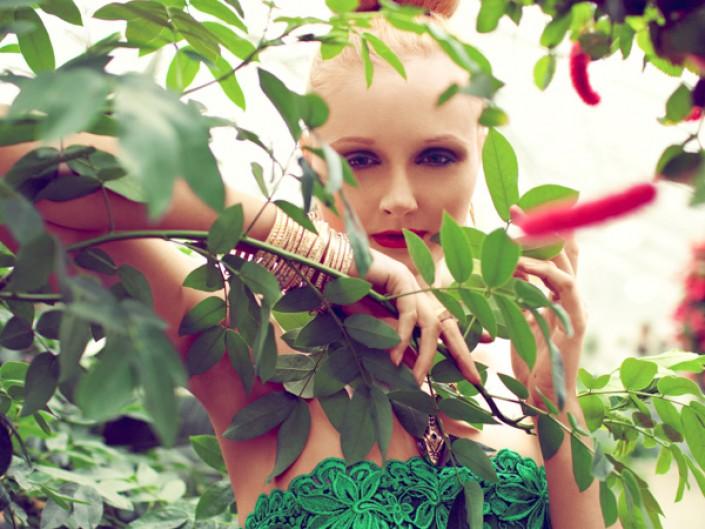 Garden of elegance