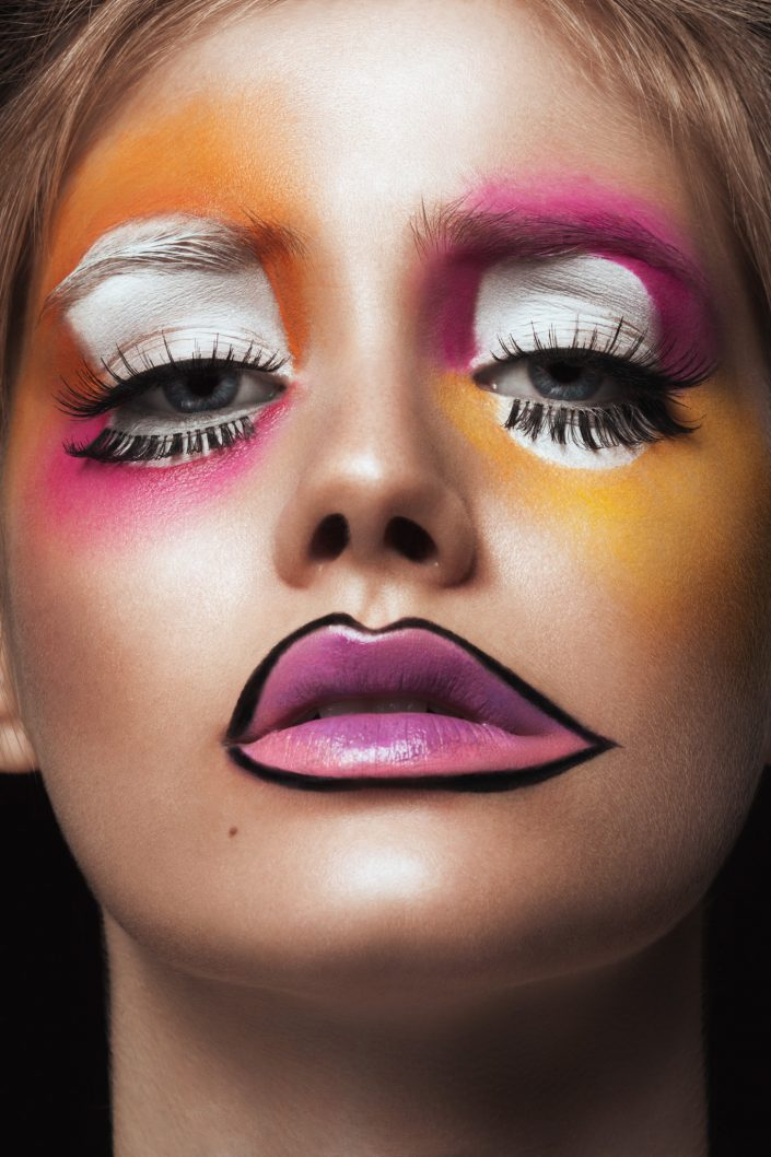 2017 fashion editorials - Beauty Book Benck S Photography