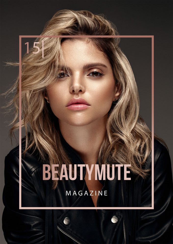 Beauty Mute magazine November 2017 Cover Story